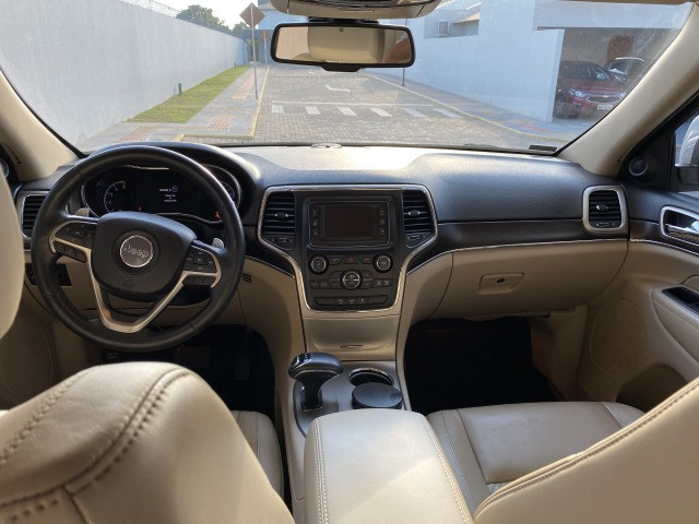Grand Cherokee Limited 3.0 V6 4x4 2014/2014 - Foto 6