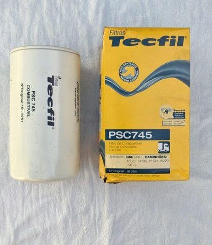 Filtro De Combustivel Tecfil Psc 745 - Foto 2