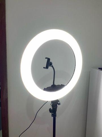 Ring Light Profissional (Led) - Foto 5