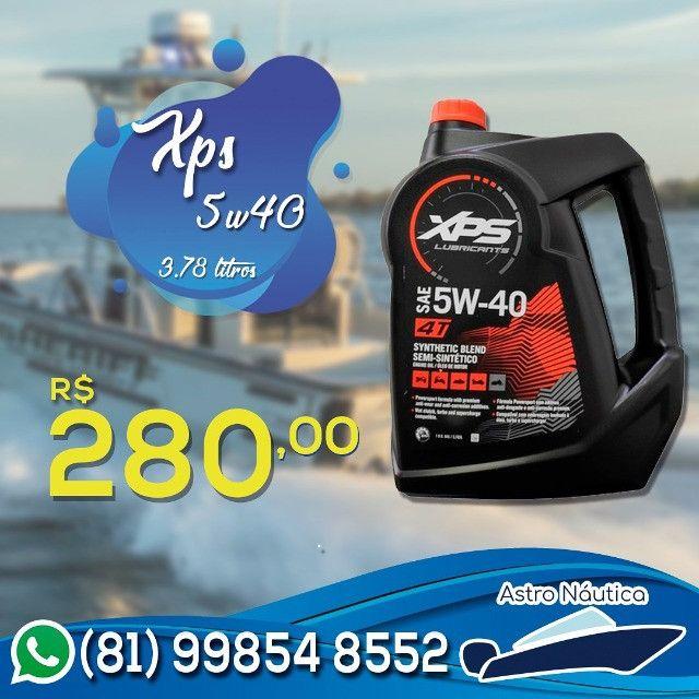 Lubrificante Brp Xps 5w40 4 Tempos Jet Sea-doo 3,78 L