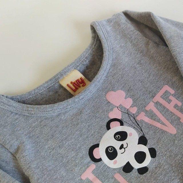 Vestido panda Livy  - Foto 2
