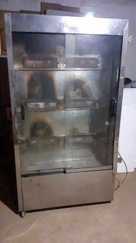 Freezer, geladeira, frangueira e richô  - Foto 4