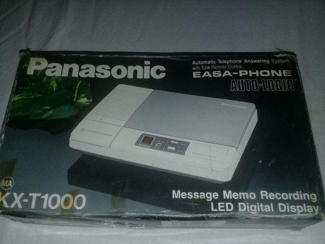 Secretaria eletrônica Panasonic