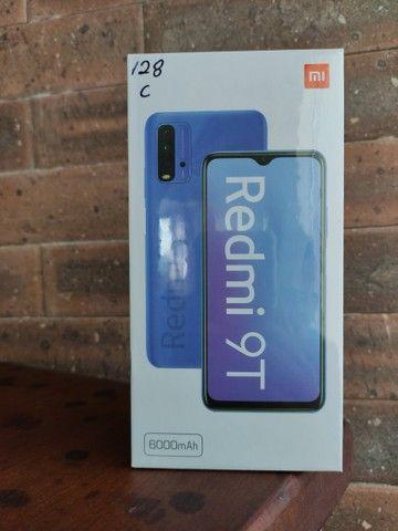 Turbinado! Redmi 9T 128 6 de RAM da Xiaomi. Novo Lacrado com Pronta Entrega imediata