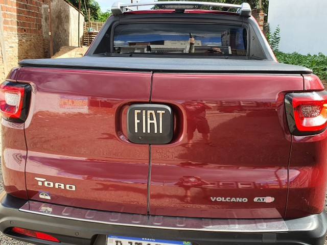 Fiat touro vulcano a diesel  a mais nova da Bahia  - Foto 12