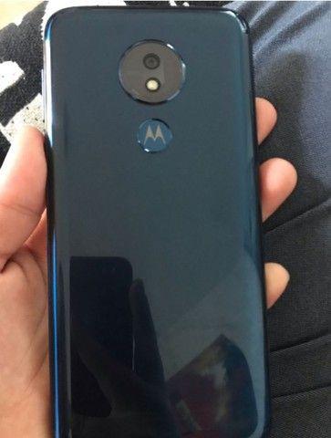 Motorola G7 plus novo completo