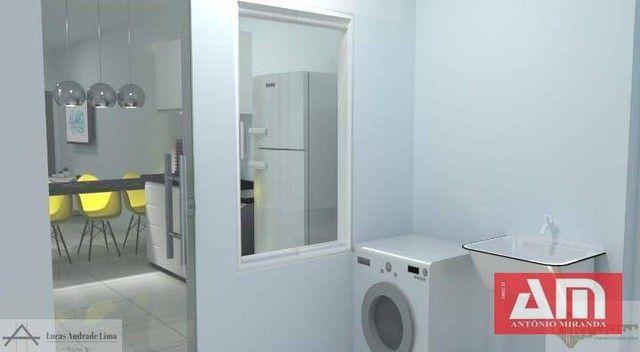 Residencial com 6 casas com excelente localização e acesso por rua calçada e uma vista exc - Foto 3