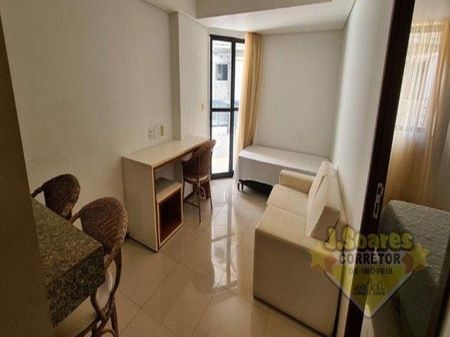 Cabo Branco, Mobiliado, 1 quarto, 36m², R$ 2300, Aluguel, Apartamento, João Pessoa - Foto 11