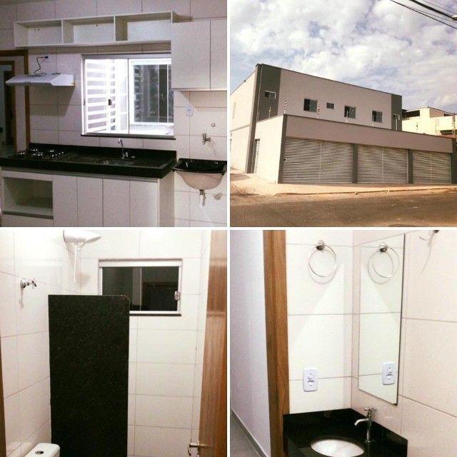 Apartamento de 2 quartos para aluguel em Goiânia, Bonito Obra Nova. - Foto 2