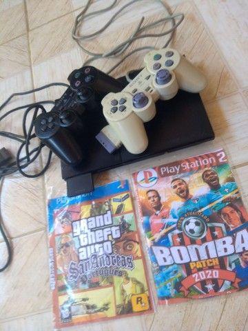 Vende se Playstation 2 por 200 Reais ZAP * - Foto 3