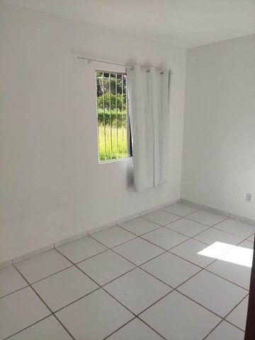 Alugo Apartamento Térreo 2 Quartos, Sala 2 Ambientes, Cozinha, Área de serviço e Banheiro. - Foto 6