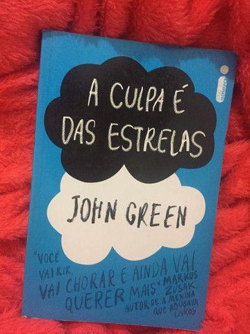 Livros do John Green - Foto 3