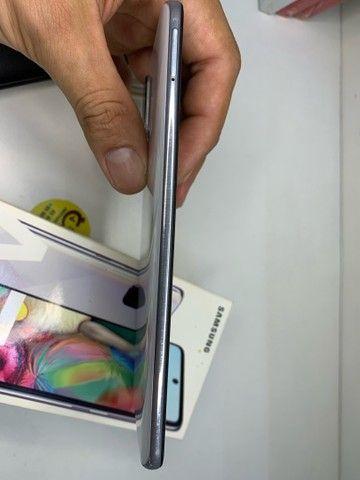 Vendo ou troco Samsung A71 - Foto 5