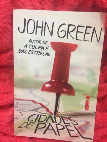Livros do John Green - Foto 4