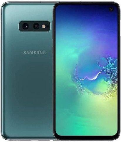 Samsung s10e, 128 GB e 6gb de RAM novo na caixa