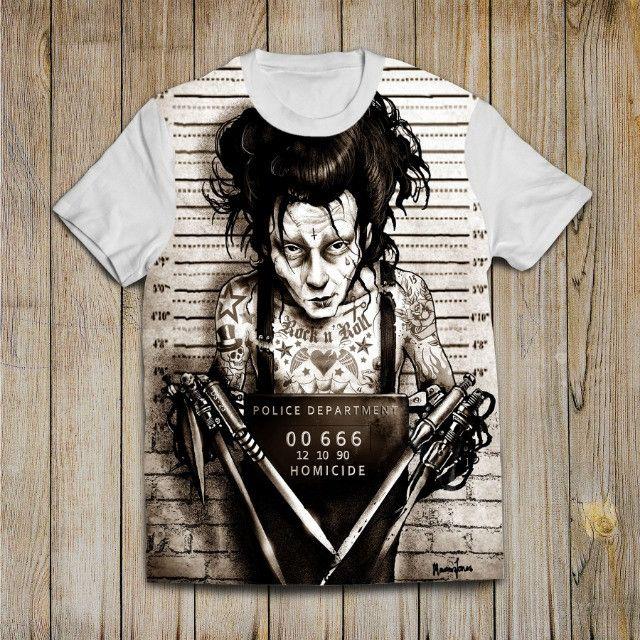 Camisetas Geek de Filmes, séries e cultura pop - Foto 3