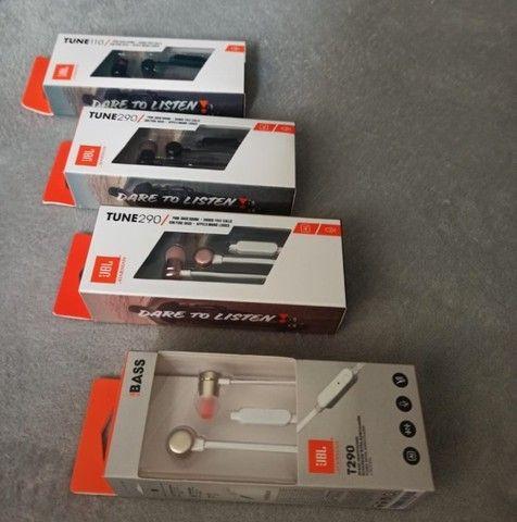 """Fones JBL T290 (Originais)- R$ 90,00 **""""Aproveitem!!!*"""" - Foto 5"""