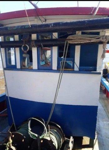 Barco de pesca - Foto 7