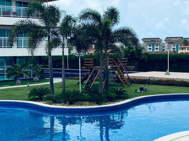 Apartamento três quartos, alto padrão, lazer completo, Porto das Dunas! - Foto 18