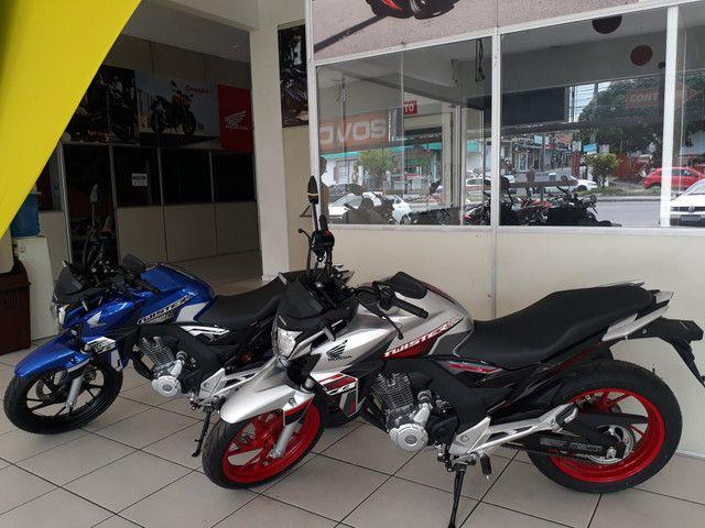 Moto Honda Cb Twister 250 Entrada: 2.000 Financiada!!! - Foto 4