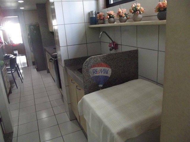 Apartamento residencial à venda, Boa Viagem, Recife. - Foto 10