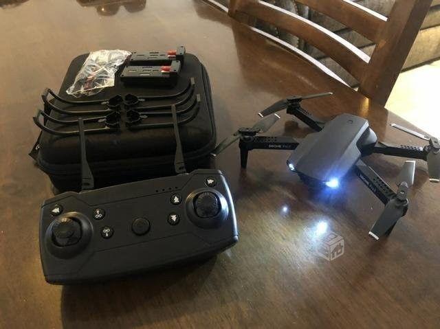 Drone E99 Pro2 com câmera 4K / 1080p - Wi-Fi fpv