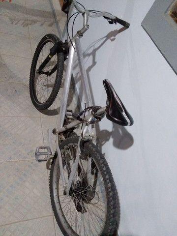 ACEITO OFERTAS/Bicicleta- Alumínio  - Foto 3
