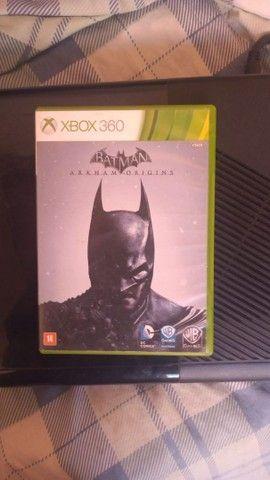 Vendo Xbox 360 + 2 jogos  - Foto 2