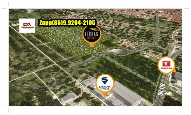 Loteamento Terras Horizonte - Venha investir !!! - Foto 3