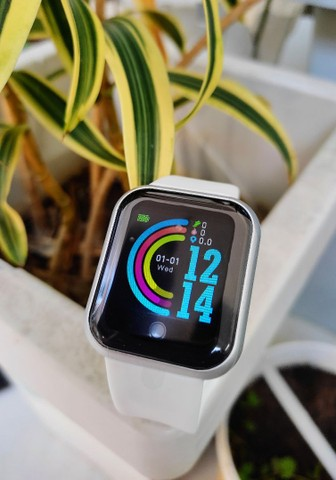 Smartwatch / Smartwatch D20 (coloca foto na tela) - Foto 2