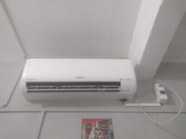Ar condicionado Samsung inverter 12000 BTUs 220v R$ 1.300 - Foto 3