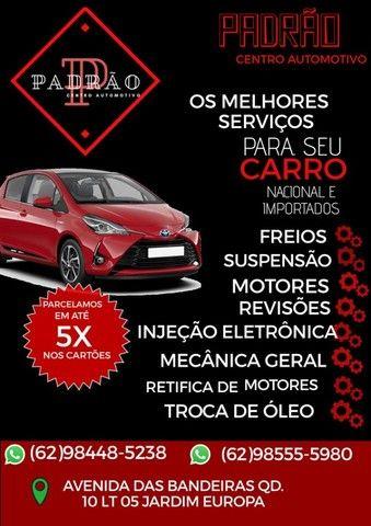 Padrão Centro Automotivo