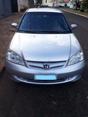 Honda Civic LX 1.7 - Foto 10