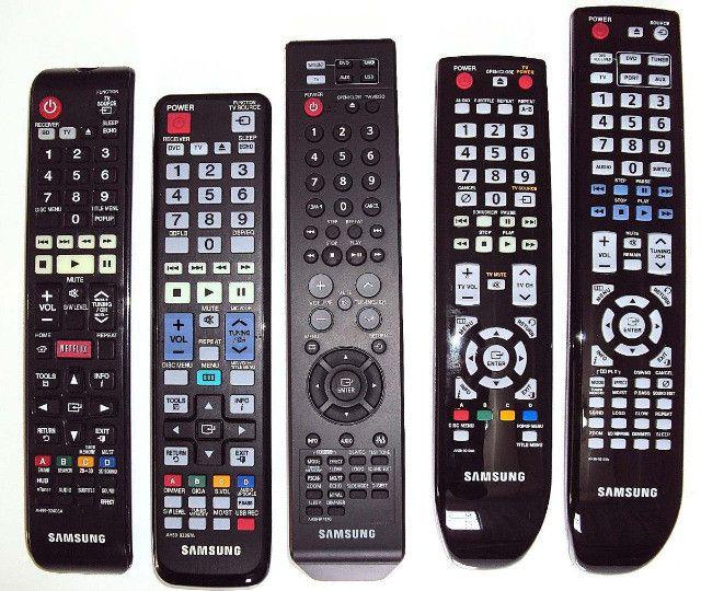 Controle remoto para TV/Controle remoto universal - Foto 3
