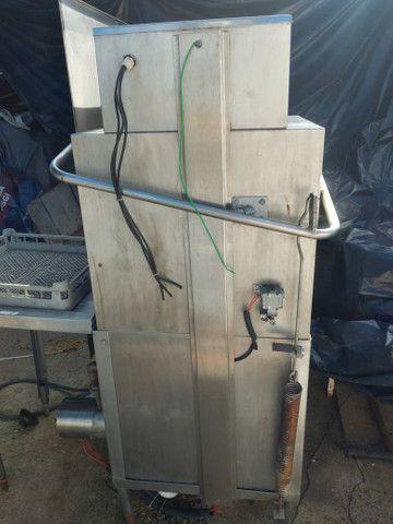 Máquina de lavar louça Hobart   - Foto 4