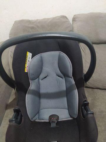 Carrinho galzerano+ bebê conforto - Foto 2
