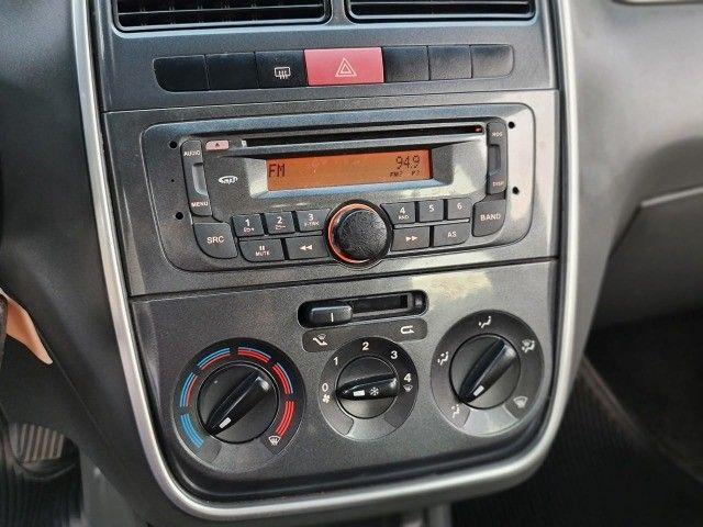 Fiat Punto Essence 1.6 manual 4p flex completo 2011- Otima condição !!! - Foto 9