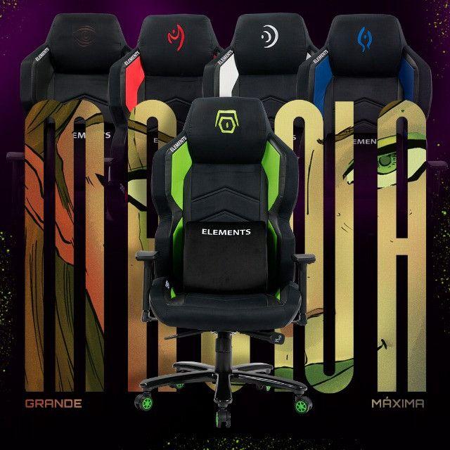 Cadeira Gamer Magna Elements - Foto 6