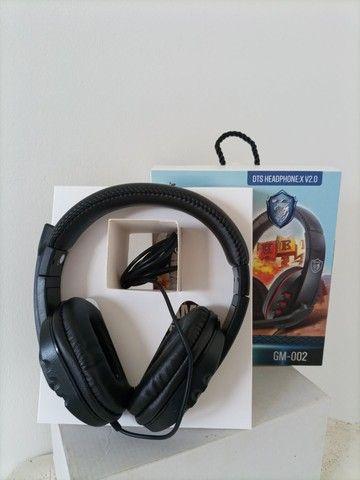 Fone Headphone gamer