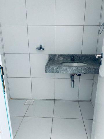 Apartamento três quartos, alto padrão, lazer completo, Porto das Dunas! - Foto 13