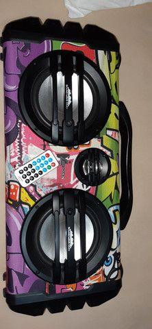 Caixa de som nova pouco uso !LENOXX - Foto 3