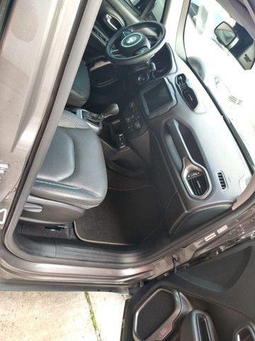 Jeep Renegade 1.8 Limited Teto Solar Flex 2019 ( Garantia de Fabrica ) - Foto 16