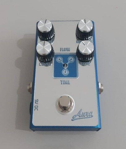 Pedal Flow Time AuraAmps (Analog Delay) - Foto 2
