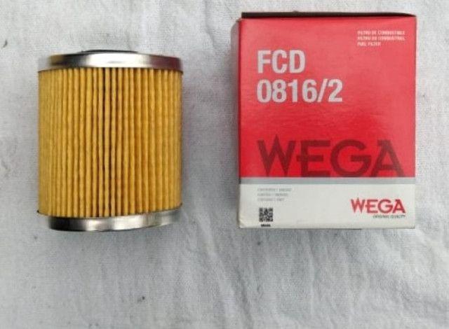 Wega Filtro De Combustivel Psl 0816/2