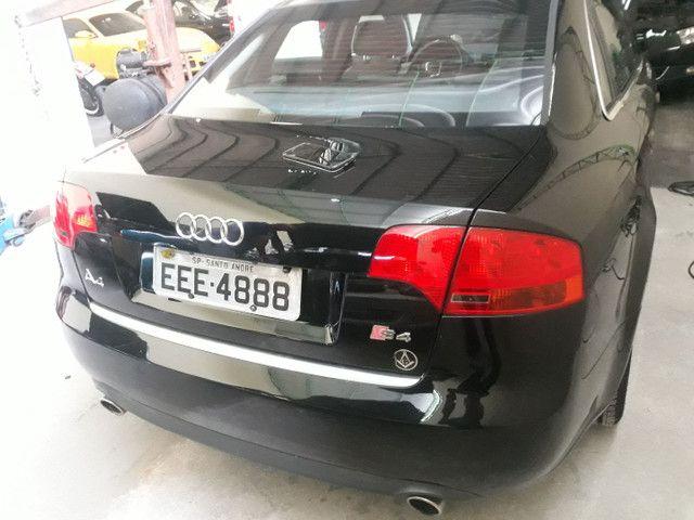 Audi A4 2007 1.8T  blindado  - Foto 4