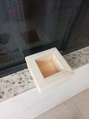Mini vasinhos para suculentas - Foto 6