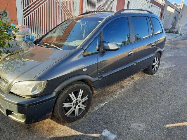 Zafira elite 2006 automática 7 lugares