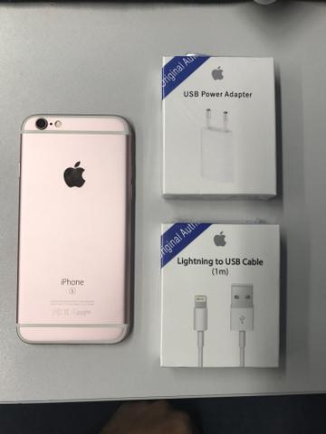IPhone 6s 32GB rose Desbloqueado OI