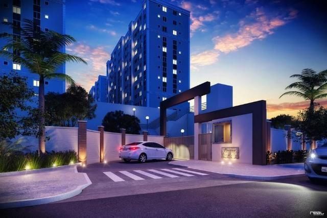 Metrô de colégio, apartamento 2 Qts, parcelamos entrada, ótima localização - Foto 10