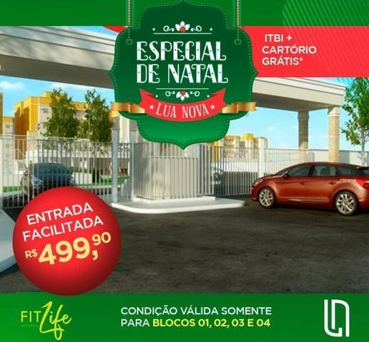 Lançamento Apartamento no Turu entrada apenas de 500,00 no porcelanato , Elevador